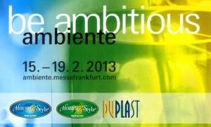 (Italiano) Fiera Ambiente a Francoforte 2013